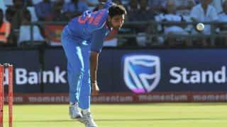 Bhuvneshwar gave us nothing to score off, says Hendricks after 1st T20I loss