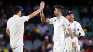 James Anderson becomes first England cricketer to 800 wickets
