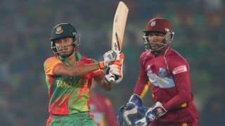 Anamul's ton helps Bangladesh to reach 217