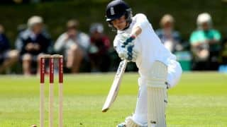 Sarah Taylor guides England to 110/6 as bad light ruins Day 2 of England vs India Women only Test