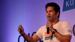 भारतीय टीम की फील्डिंग देखने में आता है मजा: सचिन तेंदुलकर