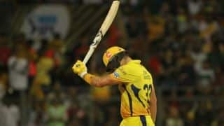 Shane Watson: Very grateful for the faith CSK have shown in me