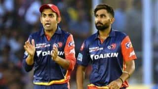Indian T20 League 2018: Gautam Gambhir hopeful of strong comeback after defeat against Punjab