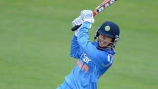 Smriti Mandhana wins M.A. Chidambaram Trophy for Best Woman Cricketer (JR)