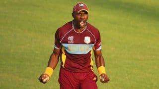 T10 Cricket League: Dwayne Bravo replaces Kumar Sangakkara in Maratha Arabians