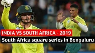 3rd T20I: Quinton de Kock fires South Africa to series-leveling win