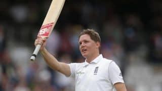 Pakistan vs England, ICC Cricket World Cup 2015, 11th warm-up match: Gary Ballance scores 50