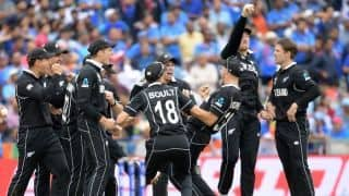 Cricket World Cup 2019: New Zealand's road to Lord's final