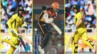 Three openers in form a welcome problem for Australia: Justin Langer