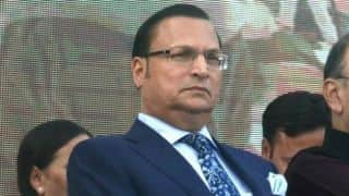 Will provide the best security cover to players and selectors: DDCA President Rajat Sharma