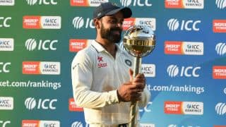 India retains ICC Test Championship mace, wins $1 million award for finishing as No. 1 team