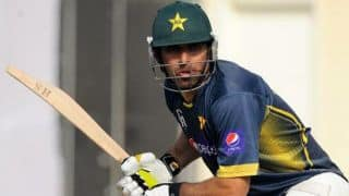 Misbah-ul-Haq wants Pakistan to groom players for captaincy