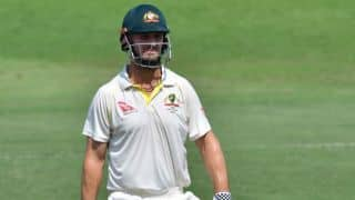 I'm best suited for No.6 in the Test team: Mitchell Marsh