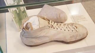 In pics: Joel Garner's size 15 boots and much more at Somerset Cricket Museum