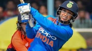 After a stellar season, Smriti Mandhana wants to add more power to her game