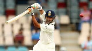 रणजी ट्रॉफी: गौतम गंभीर ने शतक ठोककर विदाई मैच को बनाया यादगार