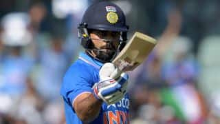 Virat Kohli retains No. 2 spot in ICC ODI rankings for batsmen
