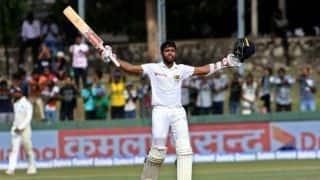 सड़क दुर्घटना के बाद श्रीलंका के बल्लेबाज कुसल मेंडिस हुए गिरफ्तार
