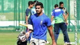 Dream11 Team Madhya Pradesh vs Rajasthan, Round 15, Elite Group C Vijay Hazare Trophy 2019 VHT ODD – Cricket Prediction Tips For Today's Match MP vs RJS at Jaipur