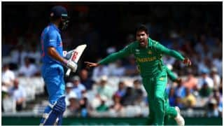 ICC Champions Trophy 2017: Virat Kohli's wicket by Mohammad Amir becomes play of the tournament