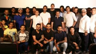 Indian cricketers are all praises for film 'Poorna'