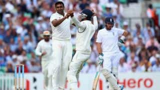 Ravichandran Ashwin breaks his overseas drought; chance for him to outshine Ravindra Jadeja