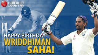 Wriddhiman Saha: 12 lesser-known facts to know about Indian wicketkeeper
