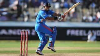 Suresh Raina-led Indian team leave for Bangladesh