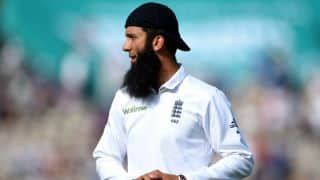 Moeen Ali stopped by ICC from wearing 'Save Gaza' wristband