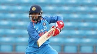Vijay Hazare Trophy 2018-19: Mumbai through to final with 60-run win (VJD) over Hyderabad
