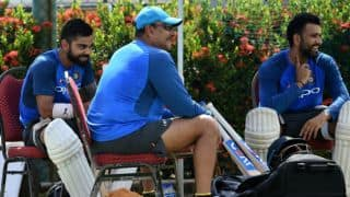 Ravi Shastri wants India to embrace the South African challenge