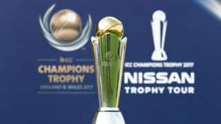 ICC Champions Trophy 2017: 68,000 tickets for all 15 matches to go on sale