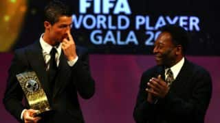 Real Madrid are more artistic in their playing style hence I like them over Atletico says, Pele