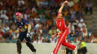 Prime Minister's XI vs England at Manuka Oval