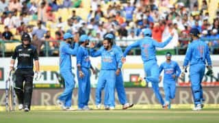 Live Twitter updates from IND vs NZ, 1st ODI at Dharamsala