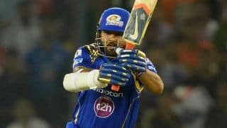 IPL 2017: Parthiv Patel believes defeat against Sunrisers Hyderabad is good for Mumbai Indians before playoffs