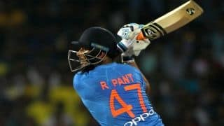 There is absolutely no doubt that Rishabh Pant is in contention for 2019 World Cup, says MSK Prasad