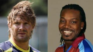 Shane Watson not surprised with Chris Gayle's 'inappropriate' interview