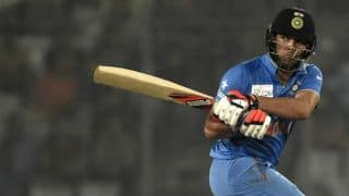 Yuvraj not part of Board President's XI for warm-up tie vs AUS