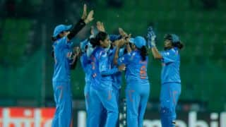 ICC Women's World Cup Qualifiers 2017: India's marks out of 10