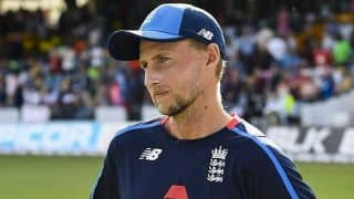 We could have been slightly more consistent: Joe Root