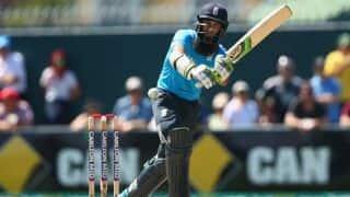 India vs England, 6th ODI at Perth: Moeen Ali, James Taylor stabilise England