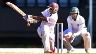 Chanderpaul goes past Don Bradman in Test hundreds