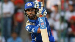 IPL 10: Rohit Sharma speaks about Mumbai Indians' victory over Sunrisers Hyderabad