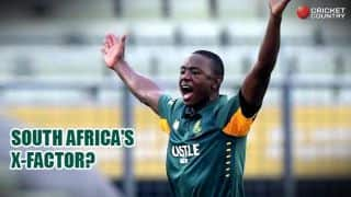 Kagiso Rabada could be South Africa's trump card in series against India