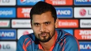 I always had the impulse for politics: Mashrafe Mortaza on contesting in parliamentary election