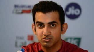 Gautam Gambhir believes boycotting cricket with Pakistan will not help improve relations