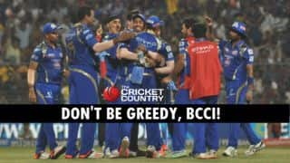 BCCI please don't be greedy and kill the flavour of IPL