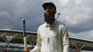 Moeen Ali becomes first England spinner to take hat-trick after World Wars