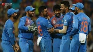 India vs New Zealand, 2nd ODI: Hardik Pandya, Yuzvendra Chahal, Manish Pandey and Axar Patel reaches Pune by car